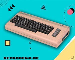 Commodore C64 - Brotkasten