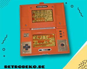 Donkey Kong - Game & Watch - Nintendo