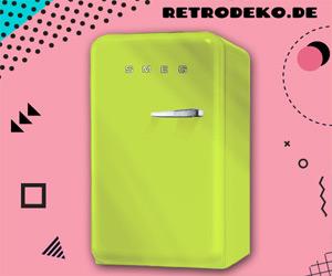 """SMEG """"Retro Kühlschrank"""""""