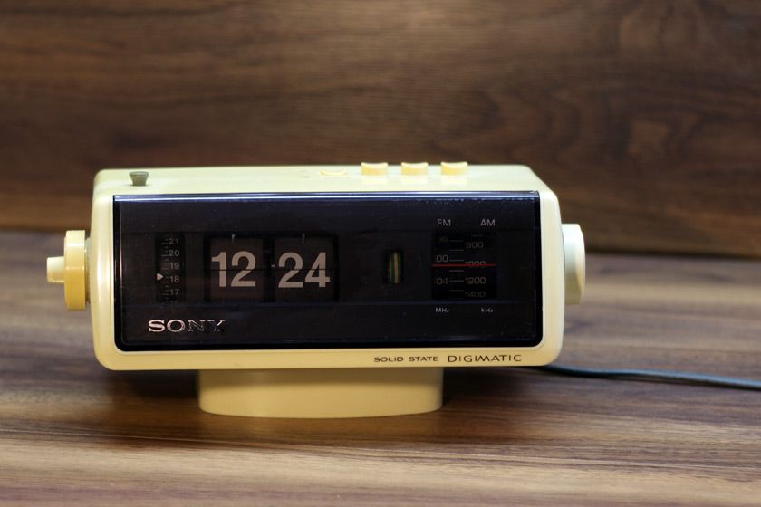 Sony Digimatic 8FC - 100E Flipclock