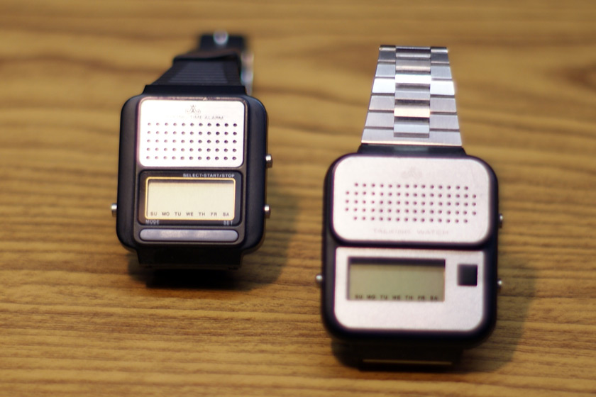 Sprechende Uhr - Digitaluhr von Meister Anker