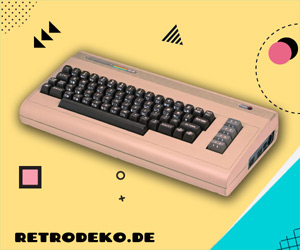 Commodore C64 - Brotkasten