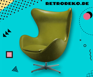 Retrodeko Vintage Mode Retro Design Und Space Age Technik Retro