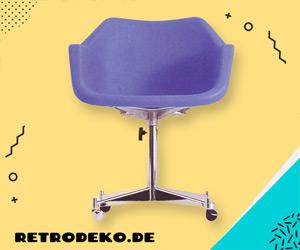 Retro Drehstuhl